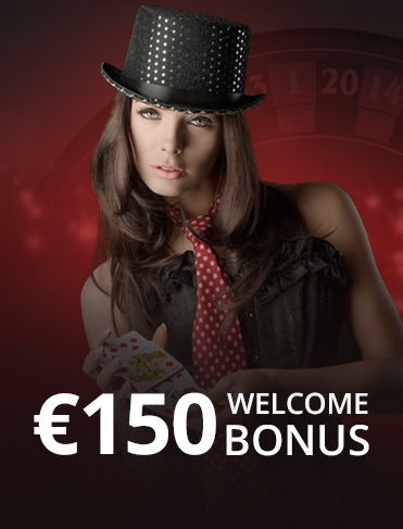 €150 Casino Welcome Bonus